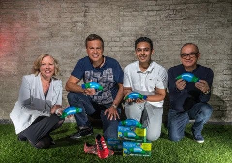 Boot Buddy Dragons Den Partner with 3PL Wigan