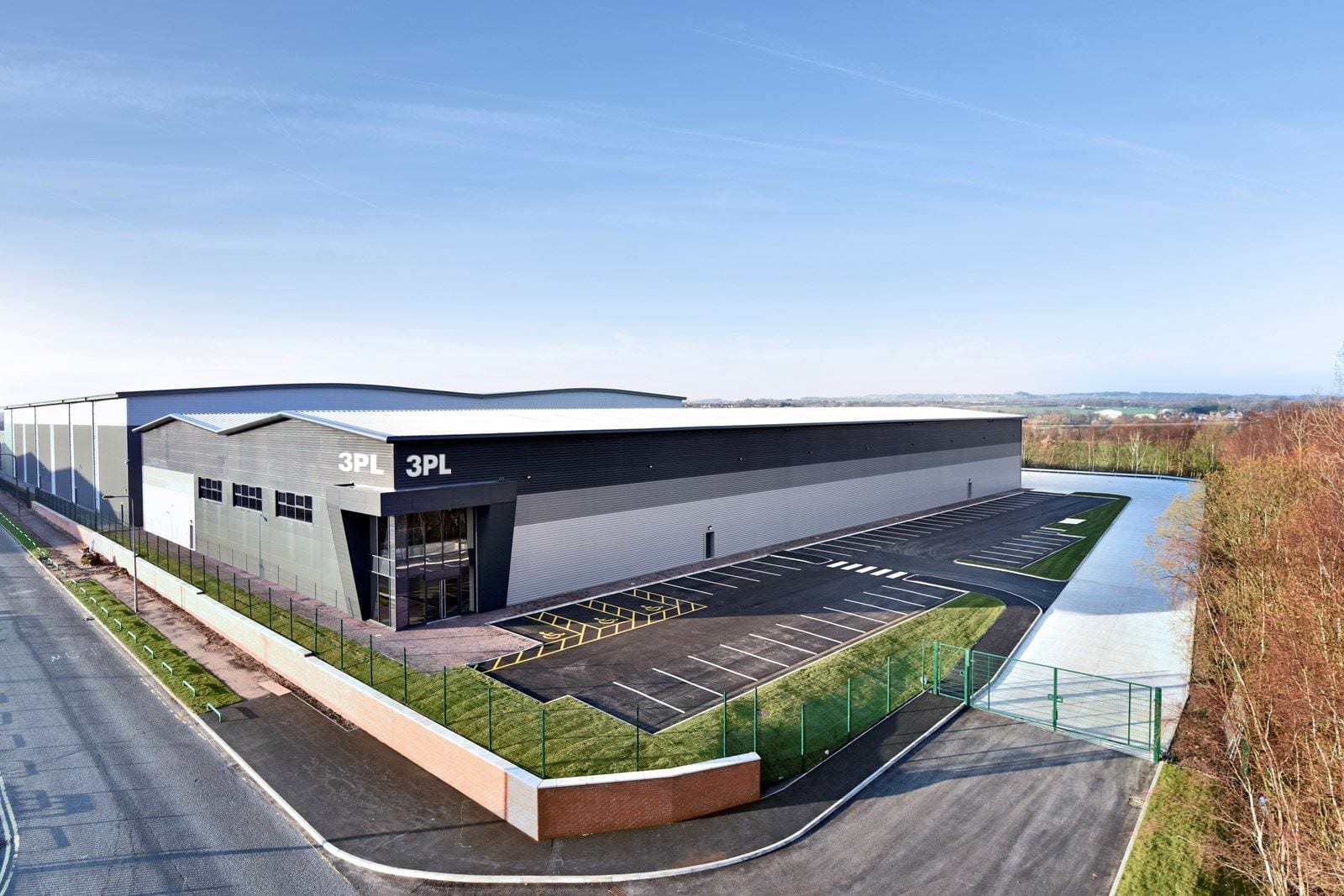 3PL unveils new Retail Distribution Centre in the North West