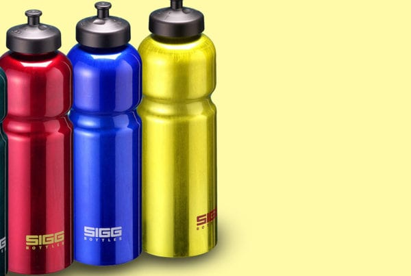 SIGG Amazon Fulfilment with 3PL