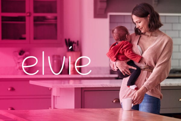 Elvie 3PL Case Study Hero