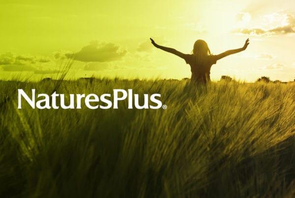 NaturesPlus Case Study Hero Image