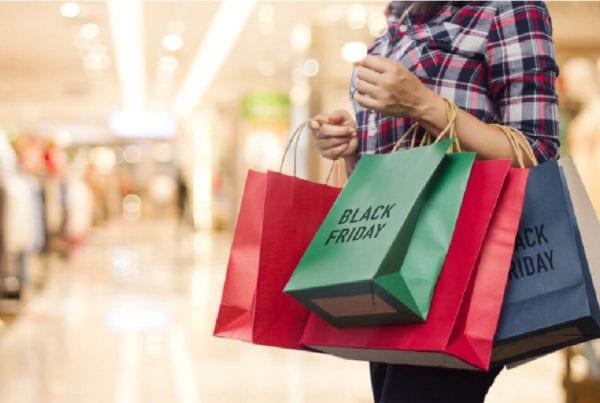 Black Friday Shopping Bags
