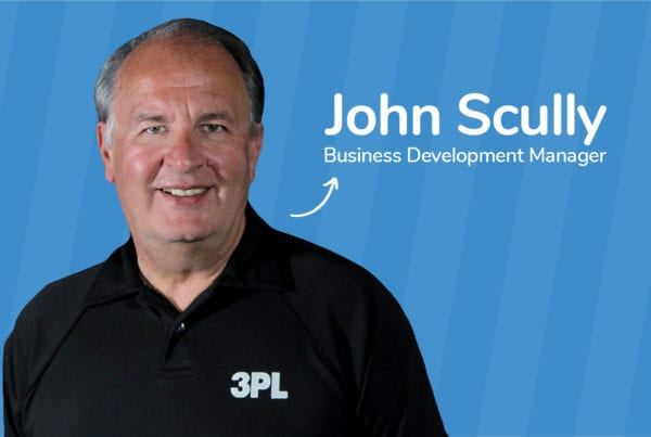 John Scully 3PL Business Development Manager