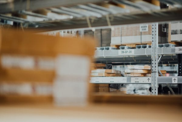 Inventory accounting for eCommerce store
