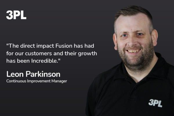 Leon Parkinson, 3PL Blog Post