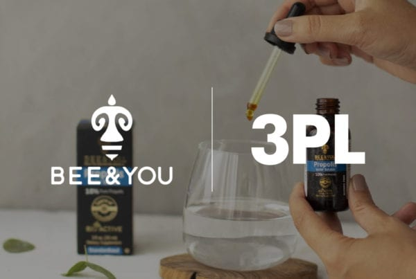 bee&you UK 3PL Partnership