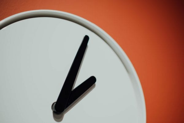 What does lead time mean?
